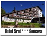 Romantický pobyt Hotel Srní