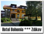 Hotel Bohemia, Zdíkov