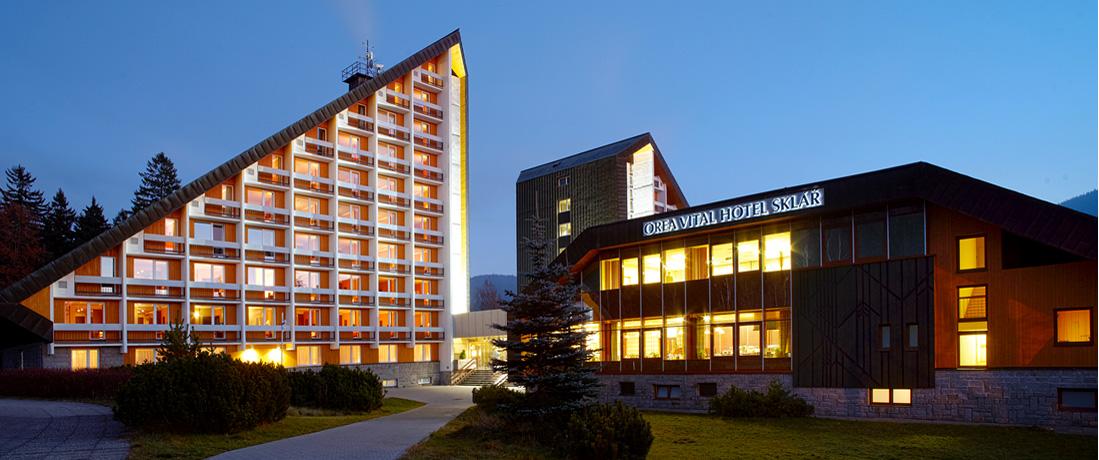Orea Vital Hotel Sklář ****